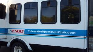 TSCC Van